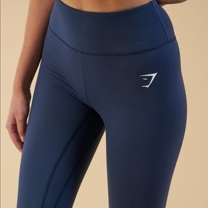 Gymshark Dreamy Leggings - Navy